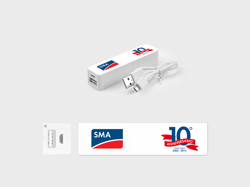 power bank sma