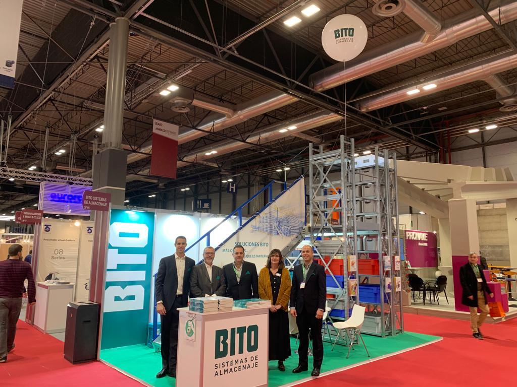 Stand BITO en Logistics 2019 1