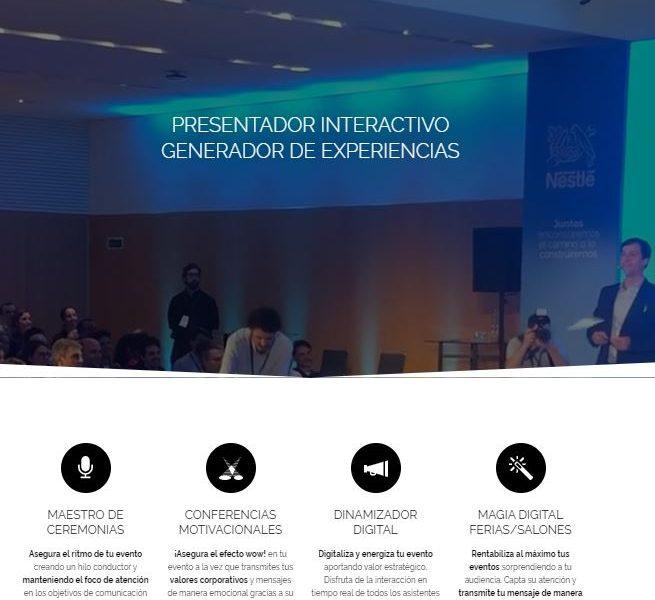 Pantallazo Web Jordi Nexus 1